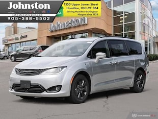 2019 Chrysler Pacifica Hybrid Limited - Sunroof SUV