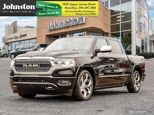 2019 Ram All-New 1500 Limited - Sunroof - Leather Seats Crew Cab