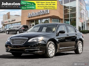 2013 Chrysler 200 Low Mileage   Local Trade In   Super Clean Sedan