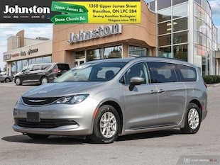 2017 Chrysler Pacifica Bought Here   Serviced Here   Lease Return Van