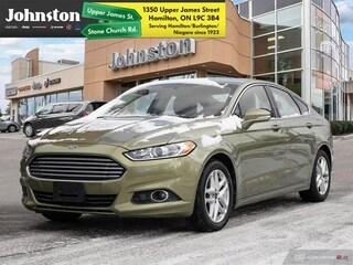 2013 Ford Fusion Local Trade In   Low Mileage Sedan