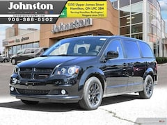 2019 Dodge Grand Caravan GT - Radio: 430N Van