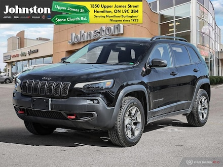 2019 Jeep Cherokee Trailhawk  - Trailhawk -  Off-Road Ready SUV