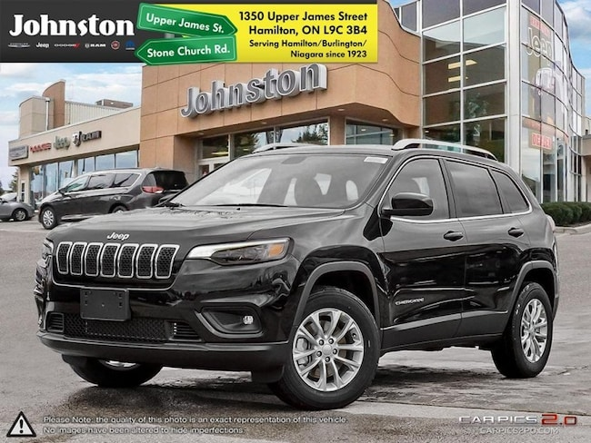 2019 Jeep New Cherokee North - Heated Seats SUV