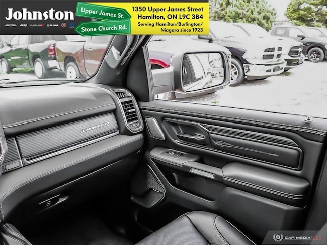 New 2019 Ram All-New 1500 Limited - Sunroof - Leather Seats