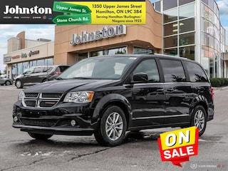 2020 Dodge Grand Caravan Premium Plus - Radio: 430N Van