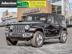 2019 Jeep Wrangler Unlimited Sahara - Dual Top Group SUV