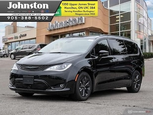 2019 Chrysler Pacifica Hybrid Limited - Leather Seats SUV