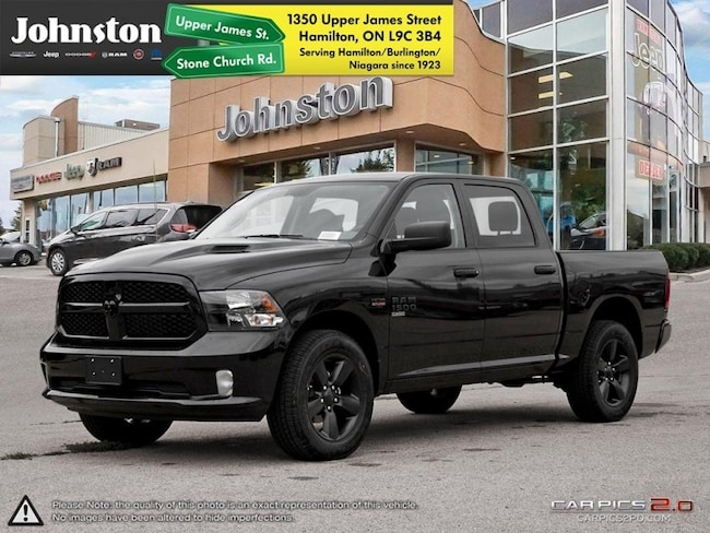 2019 Ram 1500 Classic Express - Express Package Crew Cab