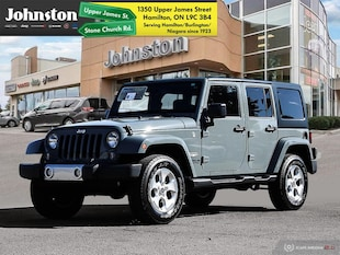 2014 Jeep Wrangler Unlimited One Owner   Clean History   Automatic SUV
