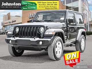 2020 Jeep Wrangler Sport S - Heated Seats - Fog Lamps SUV