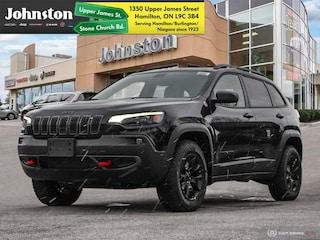 2020 Jeep Cherokee Trailhawk Elite - Leather Seats SUV