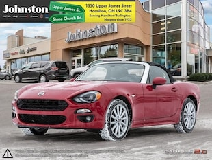 2019 FIAT 124 Spider Lusso Convertible  ~Lusso~$159.79 /Wk Convertible