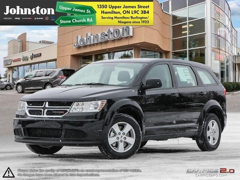 2018 Dodge Journey Canada Value Pkg - $72.44 /Wk SUV