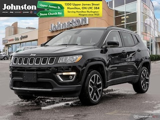 2018 Jeep Compass Loaded SUV   Leather Interior SUV