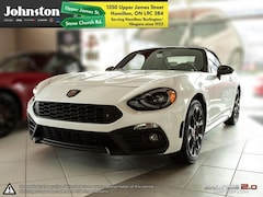 2019 FIAT 124 Spider Abarth Convertible  ~Abarth-~$178.86/Wk Convertible