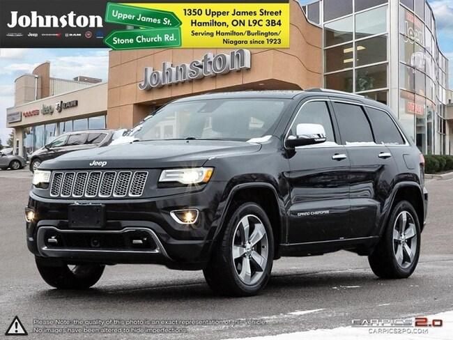2014 Jeep Grand Cherokee Overland - Navigation - $125.35 /Wk SUV