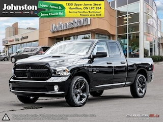 2019 Ram 1500 Classic Express - Express Package Extended/Double Cab