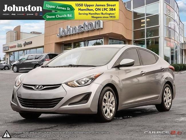 2015 Hyundai Elantra - $51.24 /Wk Sedan