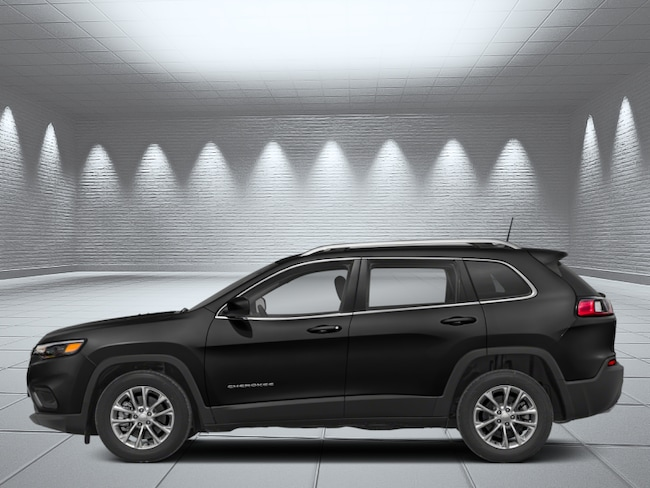 2019 Jeep New Cherokee Limited - Navigation -  Uconnect SUV