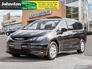2019 Chrysler Pacifica Touring - Black Seats SUV