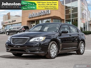 2014 Chrysler 200 Local Trade   Fuel Efficient Sedan Sedan