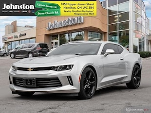 2017 Chevrolet Camaro One Owner   Local Trade Coupe