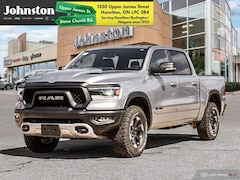 2019 Ram All-New 1500 Rebel - Remote Start Crew Cab