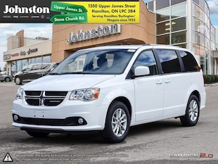 2019 Dodge Grand Caravan SXT Premium Plus - Navigation Van