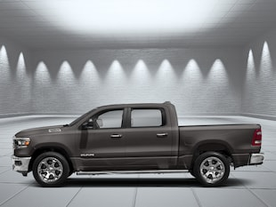 2019 Ram All-New 1500 Limited - Leather Seats - Sunroof Crew Cab