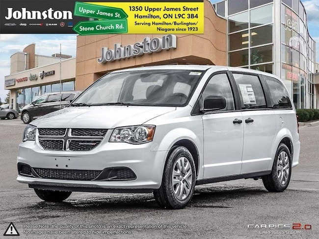 2019 Dodge Grand Caravan Canada Value Package 2WD - $101.47 /Wk Van