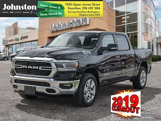 2019 Ram 1500 Big Horn - Uconnect Crew Cab