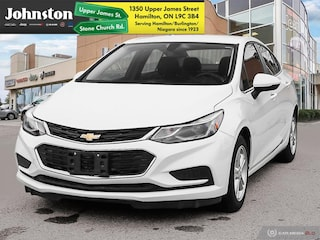 2018 Chevrolet Cruze Low Mileage   Low Weekly Payments Sedan