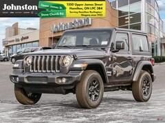 2020 Jeep Wrangler Sport  - Off-Road Ready SUV