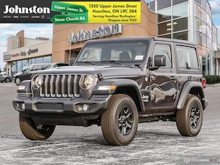 2020 Jeep Wrangler Sport  - Off-Road Ready SUV