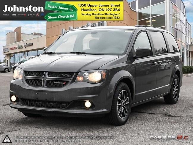 2019 Dodge Grand Caravan GT - Radio: 430N - $137.36 /Wk Van