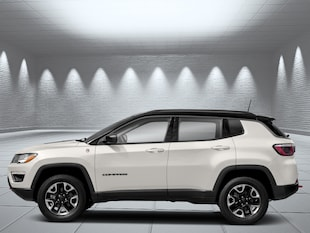 2019 Jeep Compass Trailhawk - Navigation -  Uconnect SUV