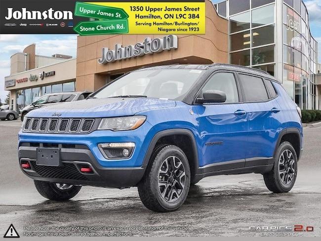 2019 Jeep Compass Trailhawk - $118.29 /Wk SUV