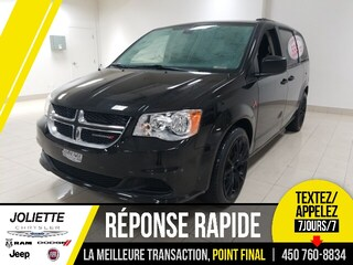 2019 Dodge Grand Caravan Canada Value Package EDITION X Van