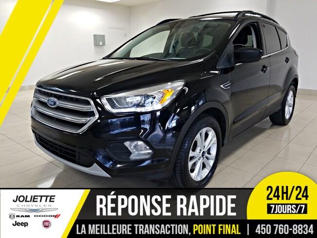 2017 Ford Escape SE, AWD, BLUETOOTH, JAMAIS ACCIDENTÉ! VUS