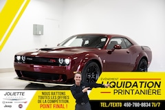 2021 Dodge Challenger Scat Pack 392 Coupé