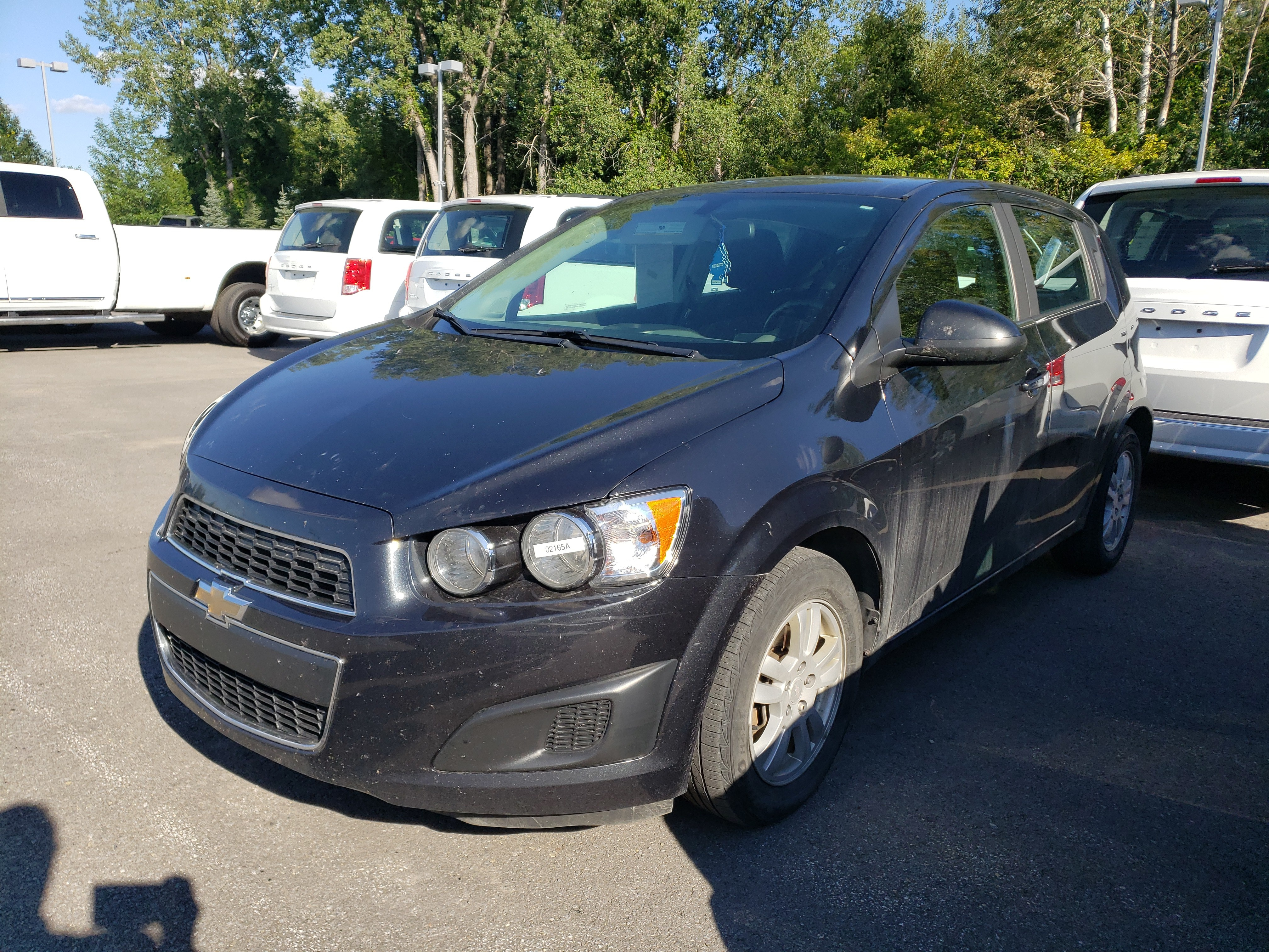 2014 Chevrolet  Sonic LT, BLUETOOTH, MAGS!!