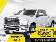 2020 Ram 2500 Limited Niveau 1. PNBV 4490kg Camion cabine Crew