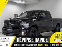 2019 Ram 1500 Classic Express Night Edition groupe remorquage Camion Quad Cab