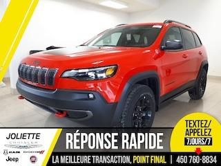2019 Jeep Cherokee Trailhawk ELITE VUS