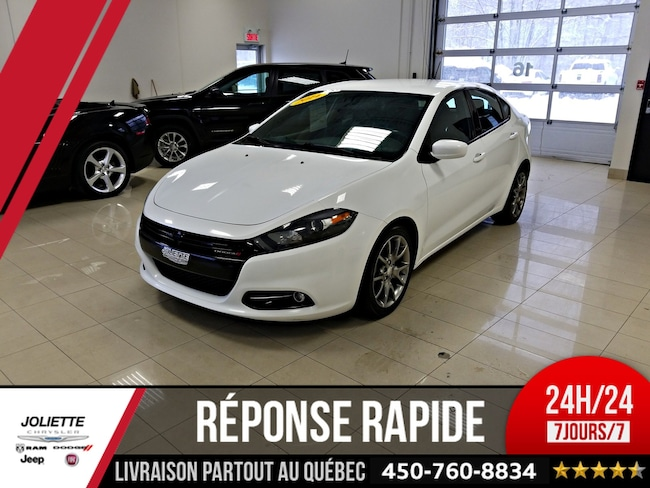 2014 Dodge Dart SXT RALLYE, BLUETOOTH. MAGS, A/C Berline