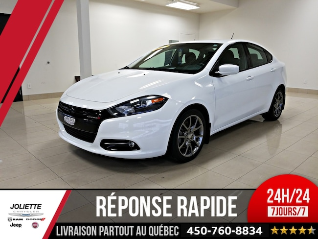 2014 Dodge Dart SXT RALLYE, WOW BAS KILO! AUTOMATIQUE A/C Berline