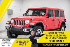 2020 Jeep Wrangler Unlimited Sahara *TOIT «ONE TOUCH» SKY* VUS