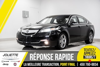2012 Acura TL Technology Package (A6), CUIR, TOIT, NAVIGATION!! Berline