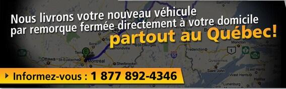 Service De Livraison Par Remorque Partout Au Québec